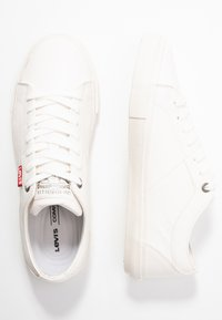 Levi's® - WOODS  - Sneakers laag - brilliant white - 3