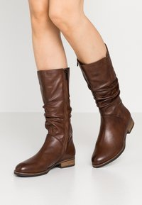 Tamaris - BOOTS - Boots - muscat - 0
