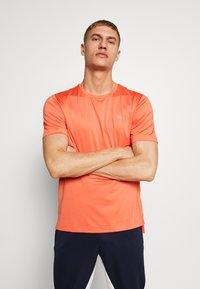 Calvin Klein Performance - SHORT SLEEVE - T-shirts print - red - 0