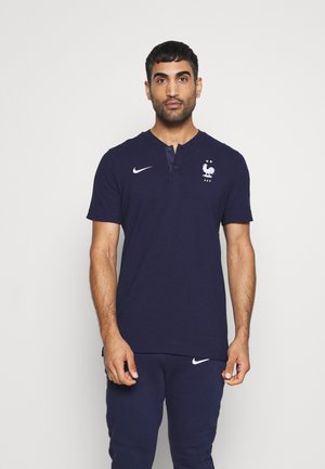 FRANKREICH FFF MODERN - Article de supporter - blackened blue/white
