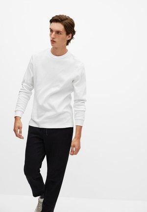 BOBBY - Long sleeved top - blanc
