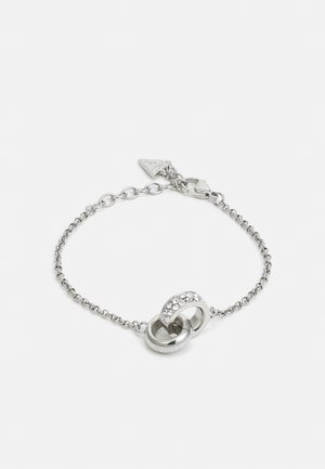 EMBRACE - Armbånd - silver-coloured
