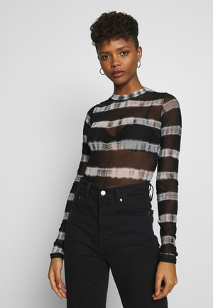 UFBY-NOELAY - Long sleeved top - black