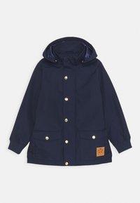 Mini Rodini - PICO JACKET UNISEX - Winter jacket - navy - 0