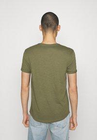Esprit - T-shirt - bas - khaki green - 2