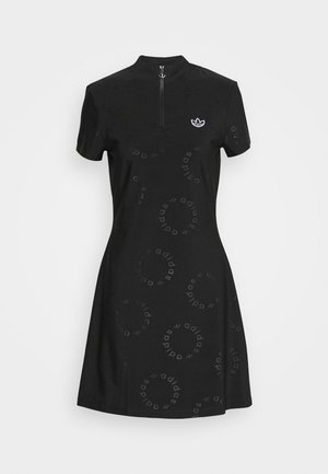 DRESS - Jerseykjole - black