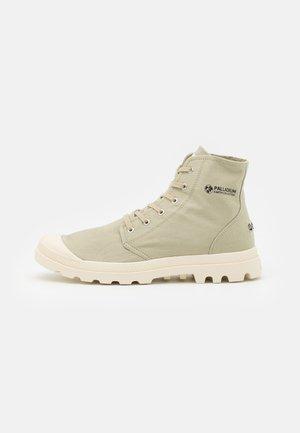 PAMPA ORGANIC II UNISEX - Sneakers alte - eucalyptus