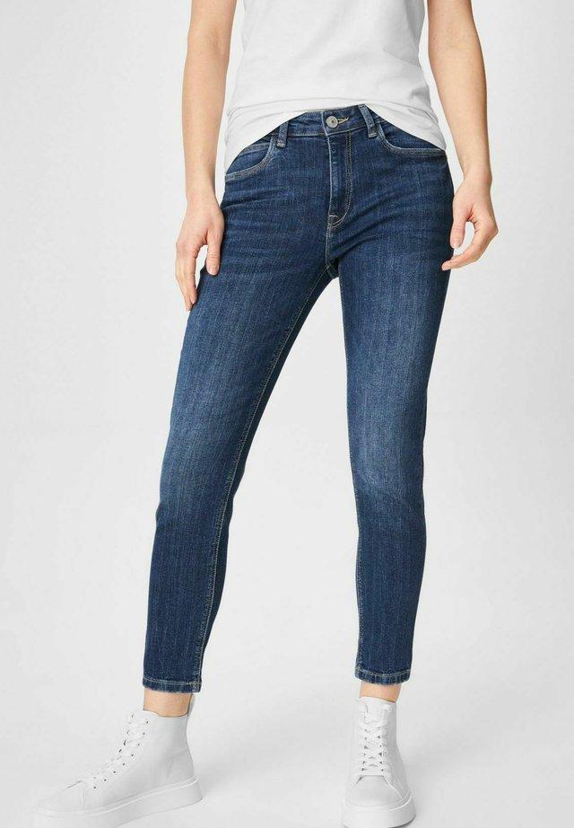 Jeans Skinny Fit - jeans-blau