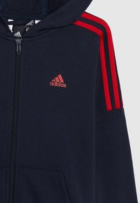 adidas Performance - Tracksuit - legend ink/scarlet - 4