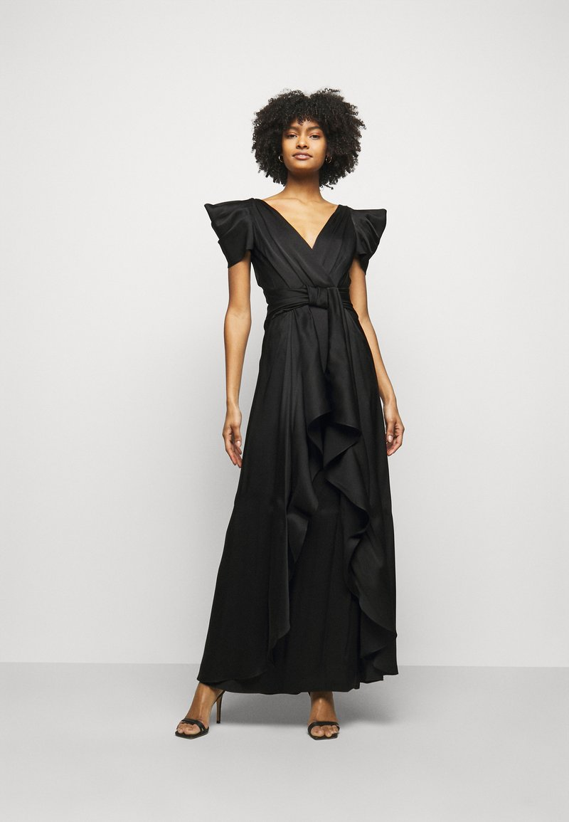 Temperley London - ANITA LONG DRESS - Occasion wear - black