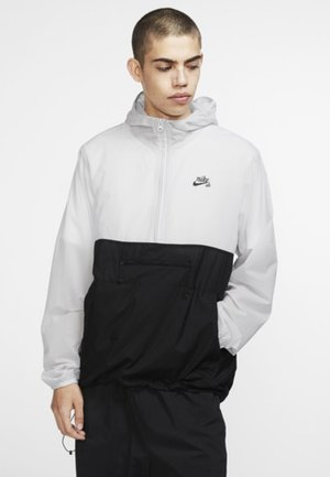 Windbreaker - vast grey/black