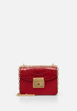 CROSSBODY MINI - Across body bag - red