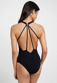 JETS Australia - PLUNGE - Swimsuit - black - 2