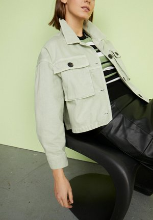 Summer jacket - mint