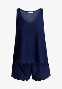 Even&Odd - Pyjama set - dark blue - 4