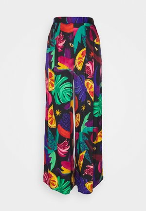 MYSTIC JUNGLE PANTS - Trousers - multi