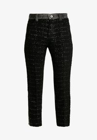 Diesel - GITTE NEW - Trousers - black - 4