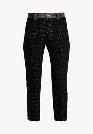 GITTE NEW - Broek - black