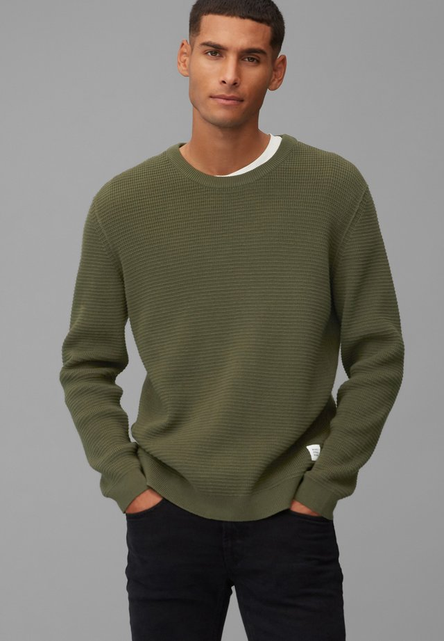 Sweatshirt - utility olive