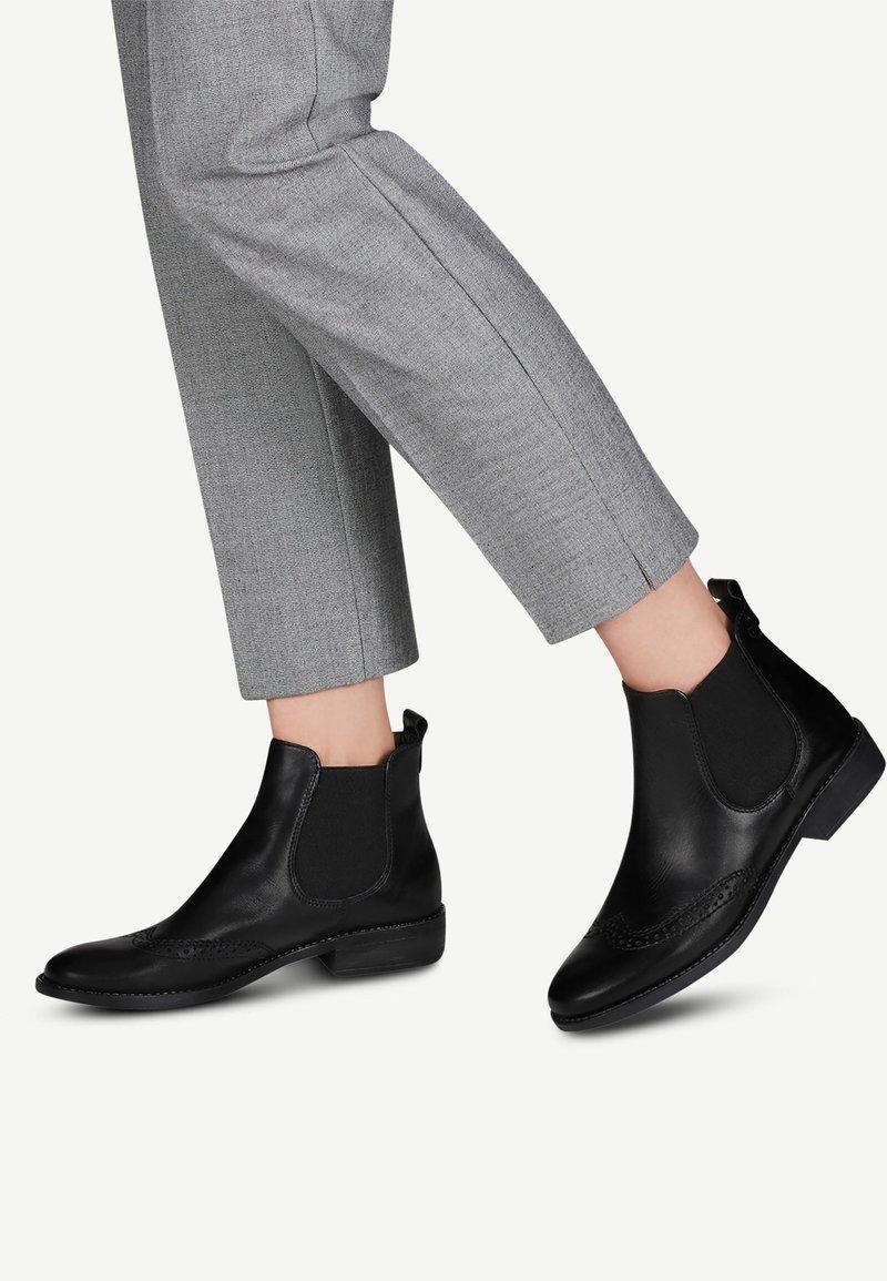 Tamaris - CHELSEA - Ankle boots - black