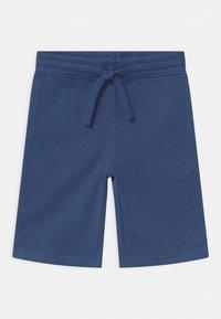 Friboo - 3 PACK - Shorts - dark blue/red/tan - 2