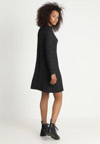 ONLY - ONLKLEO - Shift dress - dark grey melange - 2