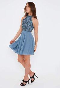 BEAUUT - Cocktail dress / Party dress - powder blue - 5