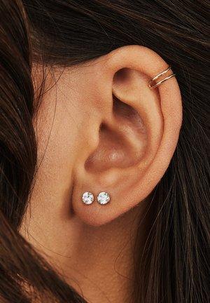 14 KARAT GOLD  - Earrings - silber