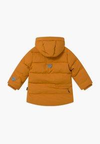 Gosoaky - TIGER EYE - Zimní kabát - inca gold - 1