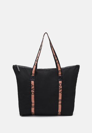 RE-EFFECT BAG - Tote bag - black