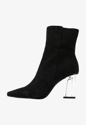 DAISIE - Støvletter - black