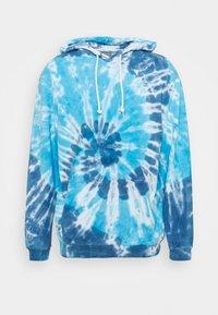 GAP - TIE DYE HOOD - Sweatshirt - blue - 4