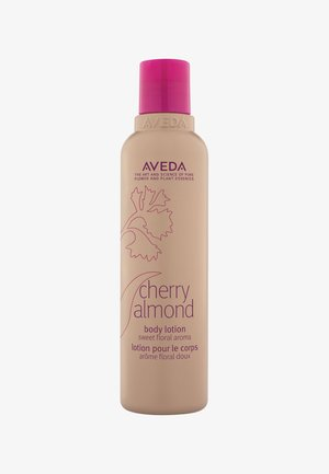 CHERRY ALMOND BODY LOTION  - Moisturiser - -