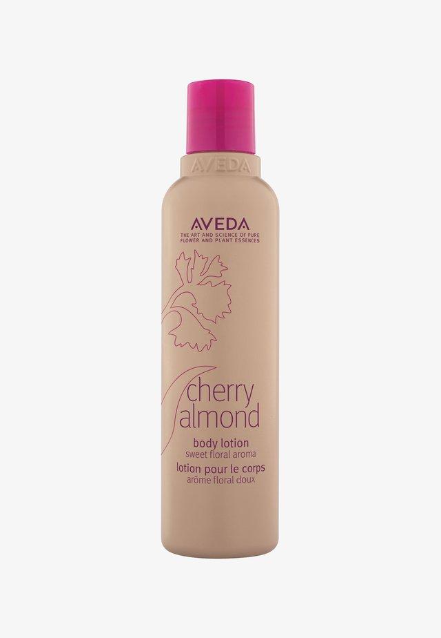 CHERRY ALMOND BODY LOTION  - Hydratant - -