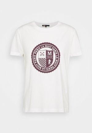 TINIGHT - Print T-shirt - blanc