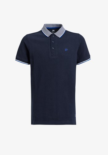 Polo shirt - dark blue