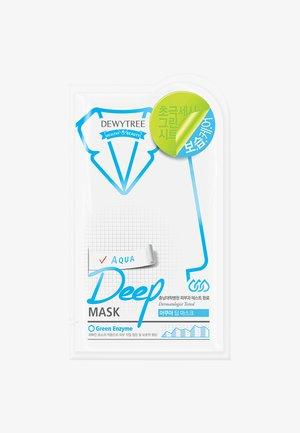 AQUA DEEPMASK - Gesichtsmaske - -