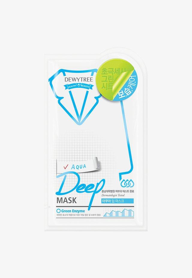 AQUA DEEPMASK - Masque visage - -