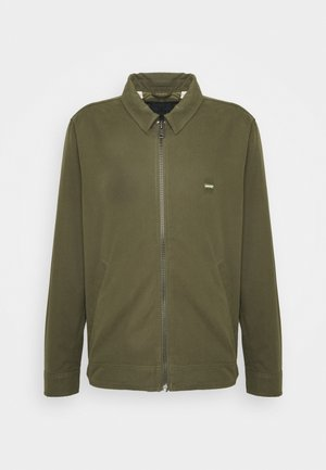 HAIGHT HARRINGTON JACKET - Tunn jacka - dark green
