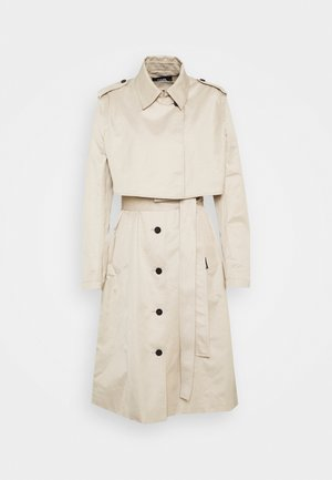 TRANSFORMER 2-IN-1 - Trenchcoat - warm sand
