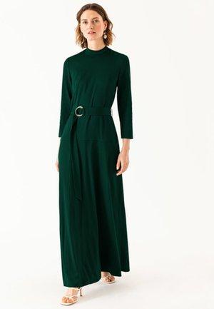 Robe longue - evergreen