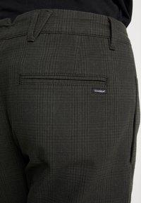Gabba - FIRENZE  - Trousers - dark green - 3