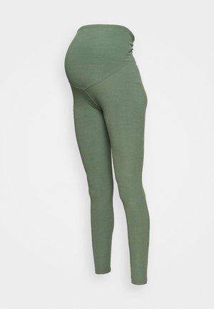 MOM LENA - Leggings - dusty green