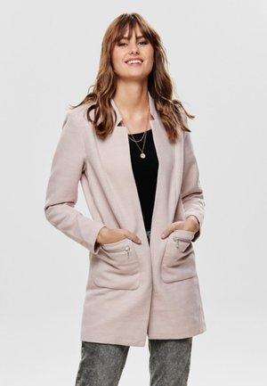 Short coat - adobe rose