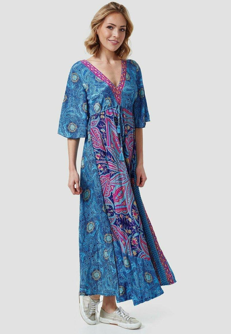 Zuitable - Maxi dress - blue