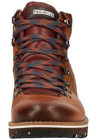 Pikolinos - Lace-up ankle boots - brandy - 6