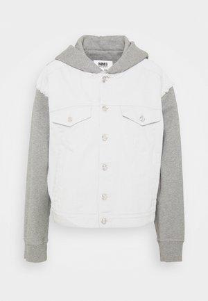 Denim jacket - light grey