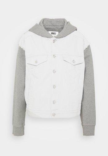 Veste en jean - light grey