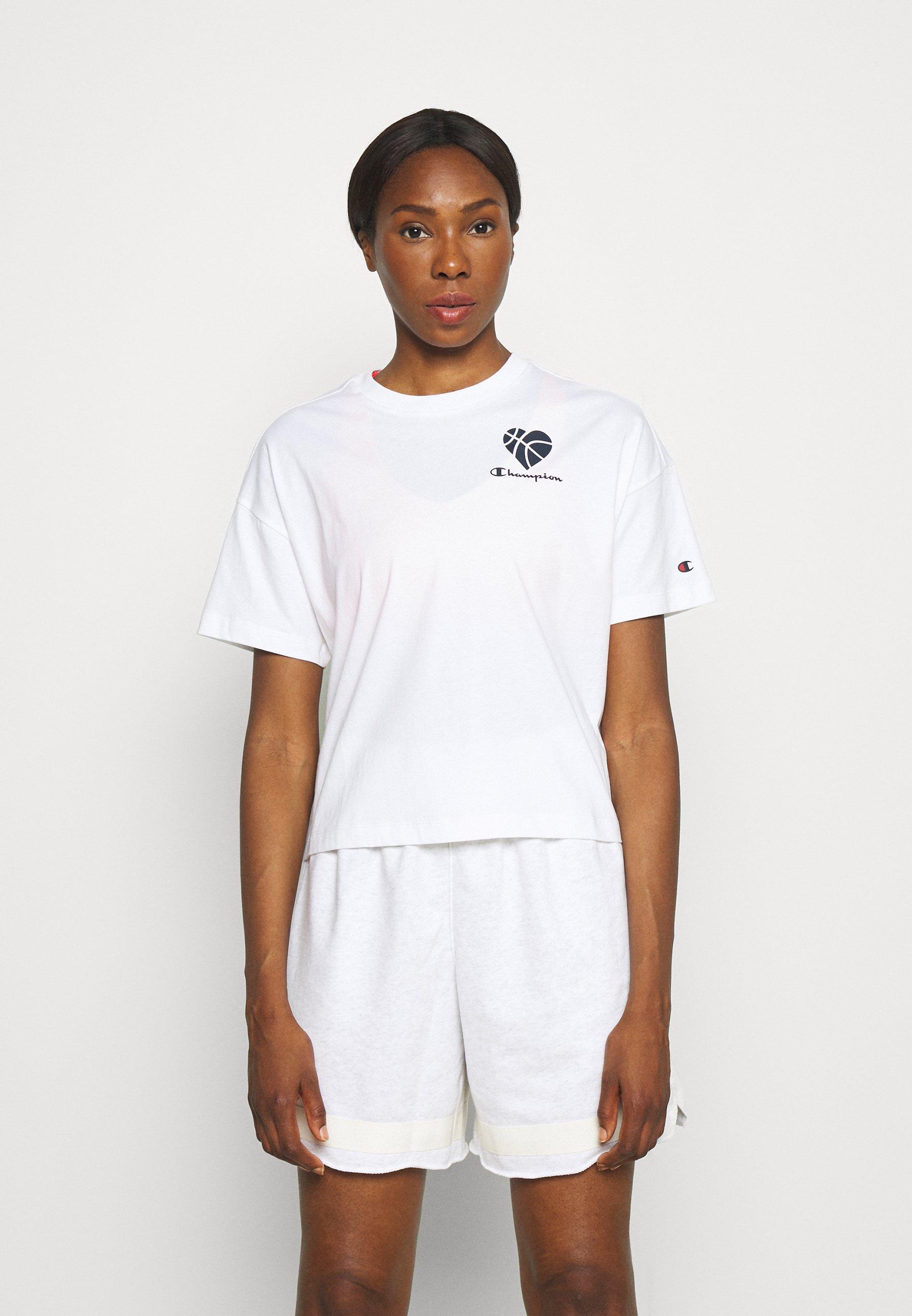 Damen C LOVE CREWNECK - T-Shirt print