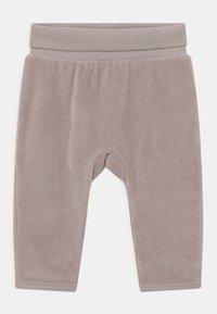 Sense Organics - AKI BABY - Trousers - taupe - 0